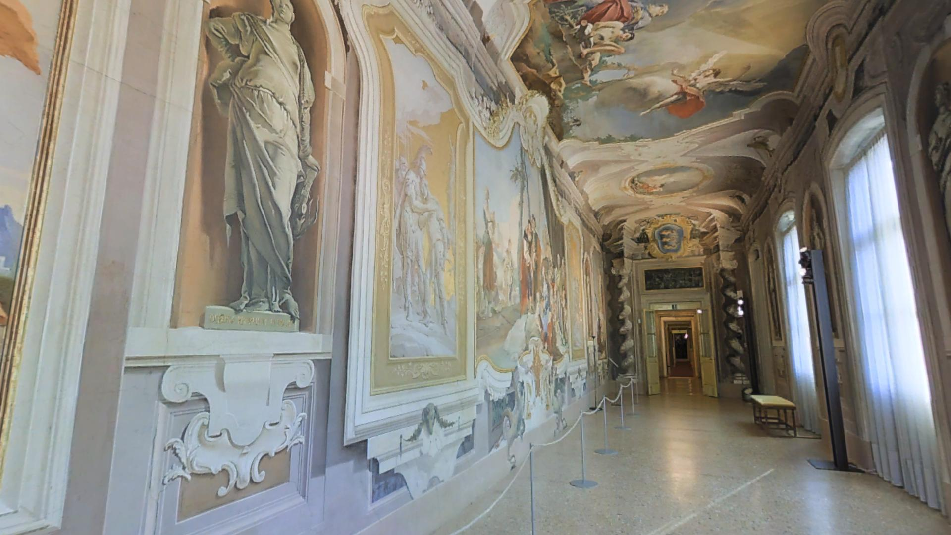 Tiepolo Galleries at the Diocesan Muzeu Tur Virtual
